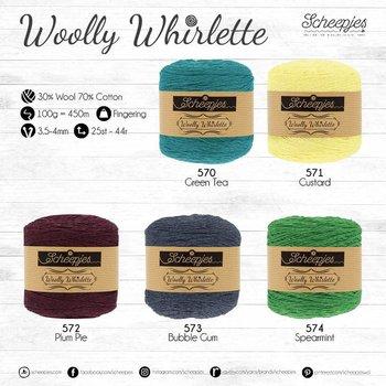 Scheepjes Scheepjes Woolly Whirlette