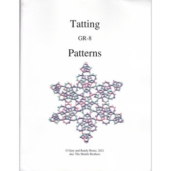 The Shuttle Brothers Tatting GR-8 Patterns by The Shuttle Brothers