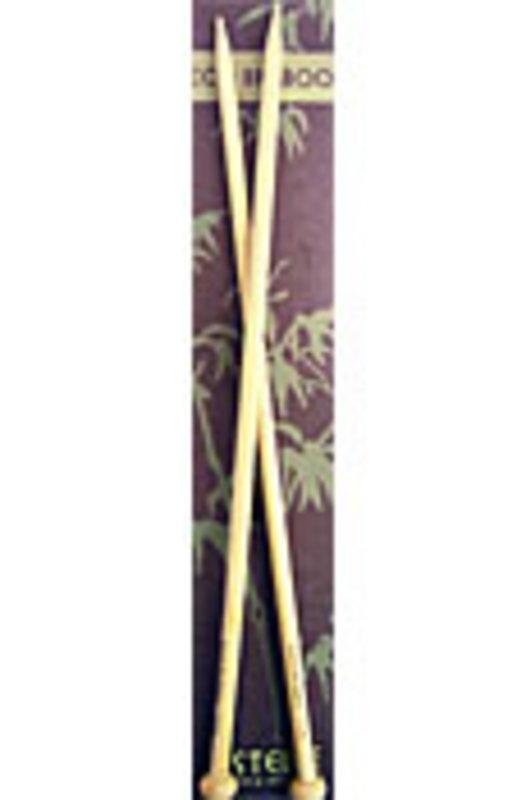 "Estelle Designs Estelle Eco Bamboo 14"" Straight Needles 2.0mm - US 0"