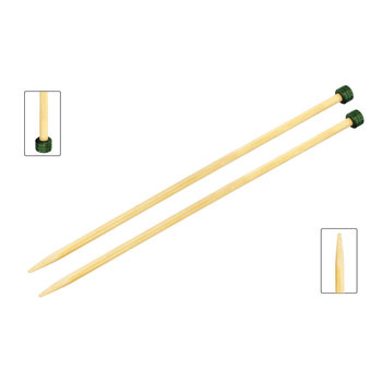 "Knitter's Pride Knitter's Pride Bamboo 13"" Single-Pointed Needles"