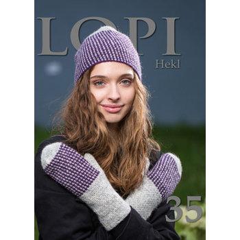 Lopi / Istex Lopi - Icelandic Knitting & Crochet Books 35 - Lopi Crochet