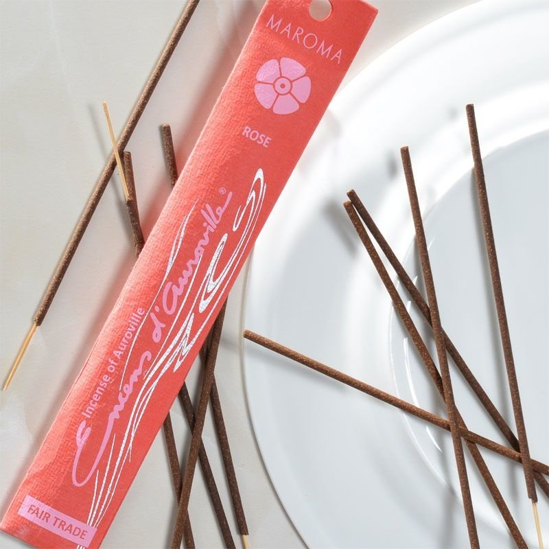 Maroma Maroma Rose Premium Stick Incense