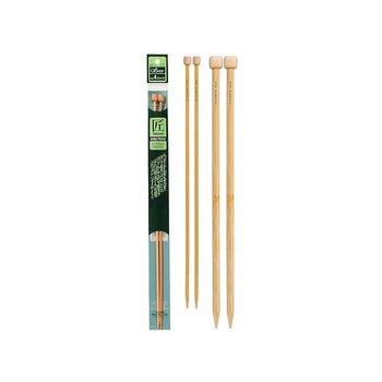 "Clover Takumi Premium Bamboo Single Point Knitting Needles 13"" 2.25mm - US 1"