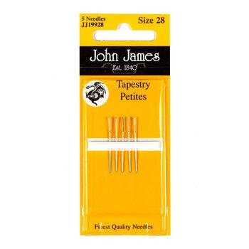 John James John James Petite Tapestry Needles