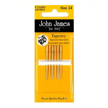 John James John James Tapestry Needles