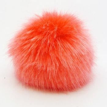 Rico Design Rico Faux Fur Pompom 10cm