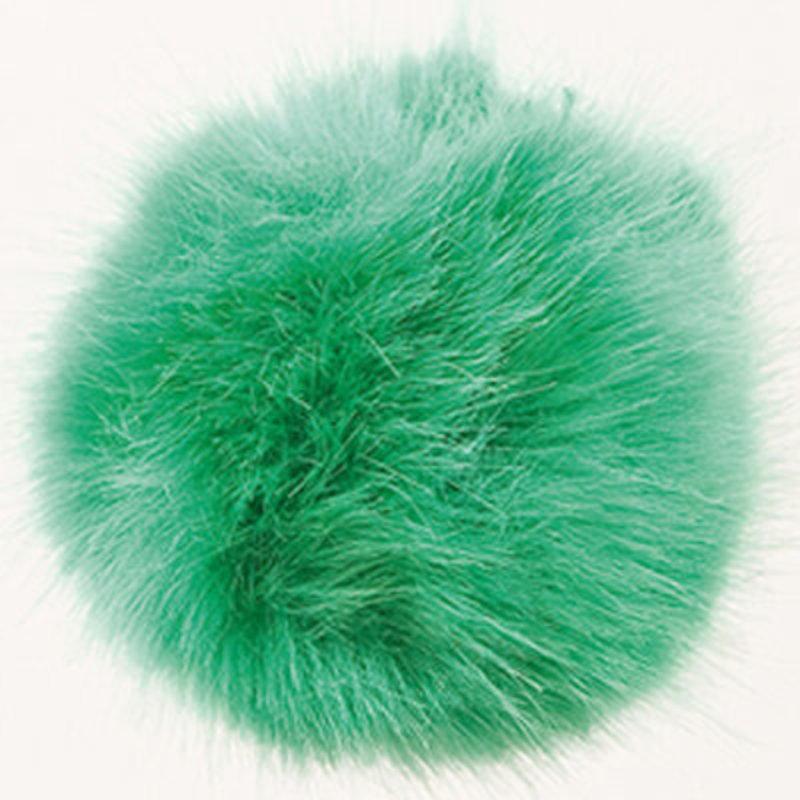 Rico Design Rico Design Faux Fur Pompom 10cm
