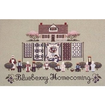 Told in a Garden Blueberry Homecoming