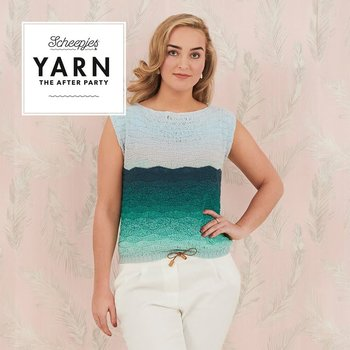 Scheepjes YARN The After Party No. 63 - Flowing Waves Top
