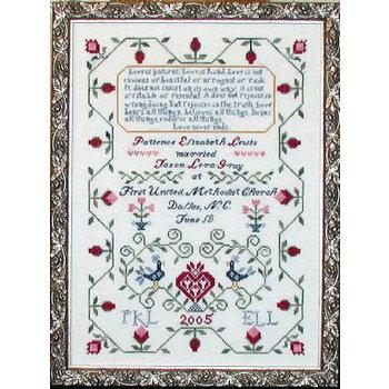 Praiseworthy Stitches Praiseworthy Stitches: Wedding Day