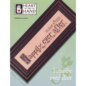 Heart in Hand Needleart Heart in Hand: Happily Ever After