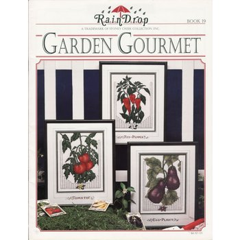 Stoney Creek Stoney Creek RainDrop - Book 19: Garden Gourmet