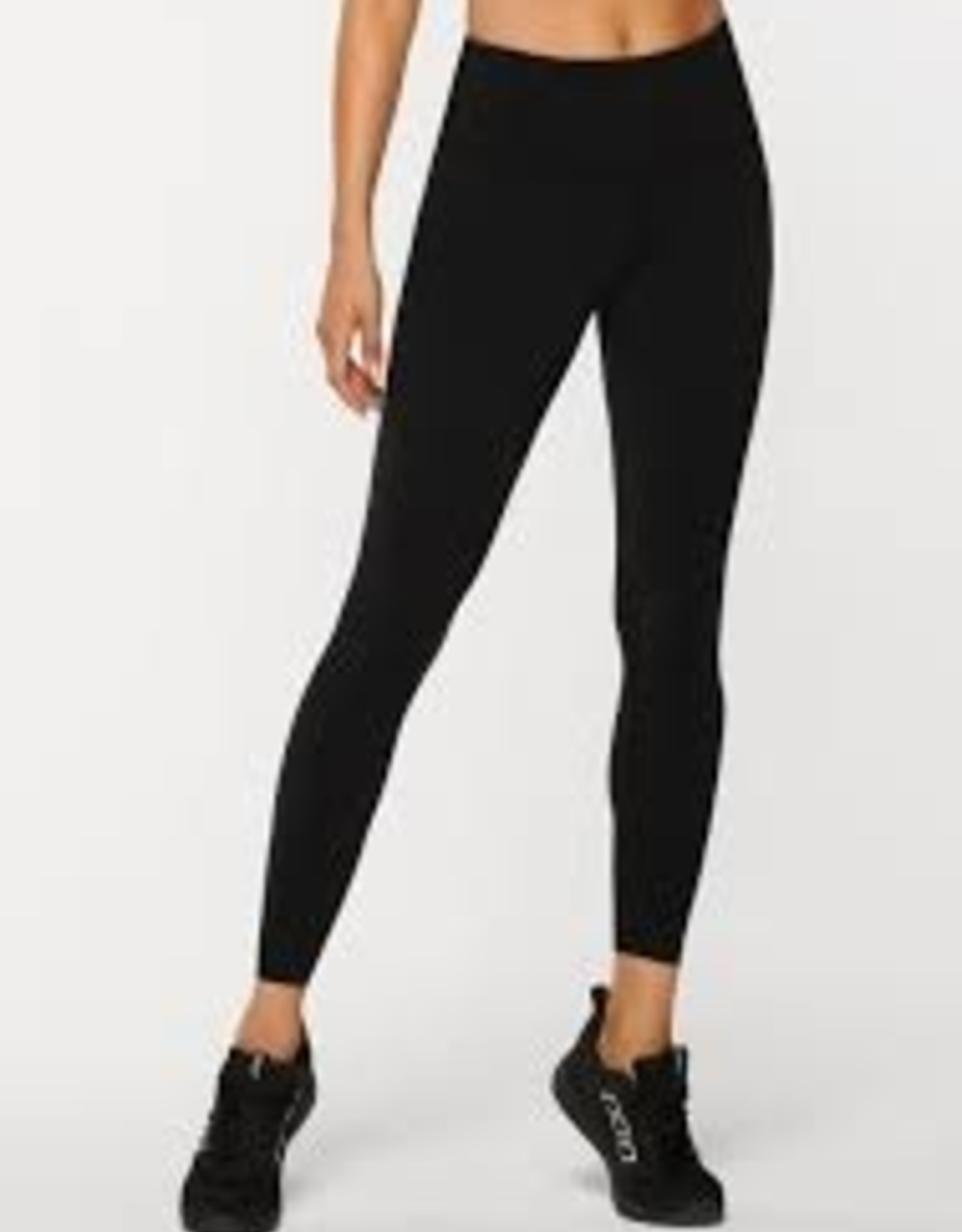LORNA JANE BLACK ESSENTIAL CORE F/L TIGHT (M)