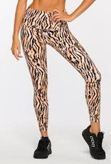 LORNA JANE ANAMALISTIC CORE ANKLE TIGHT (XS) TIGER