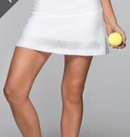 LORNA JANE COOL OFF SKORT (XS) WHT