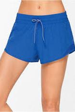 LORNA JANE HIGH PERFORMANCE RUN SHORT (S) BLUE