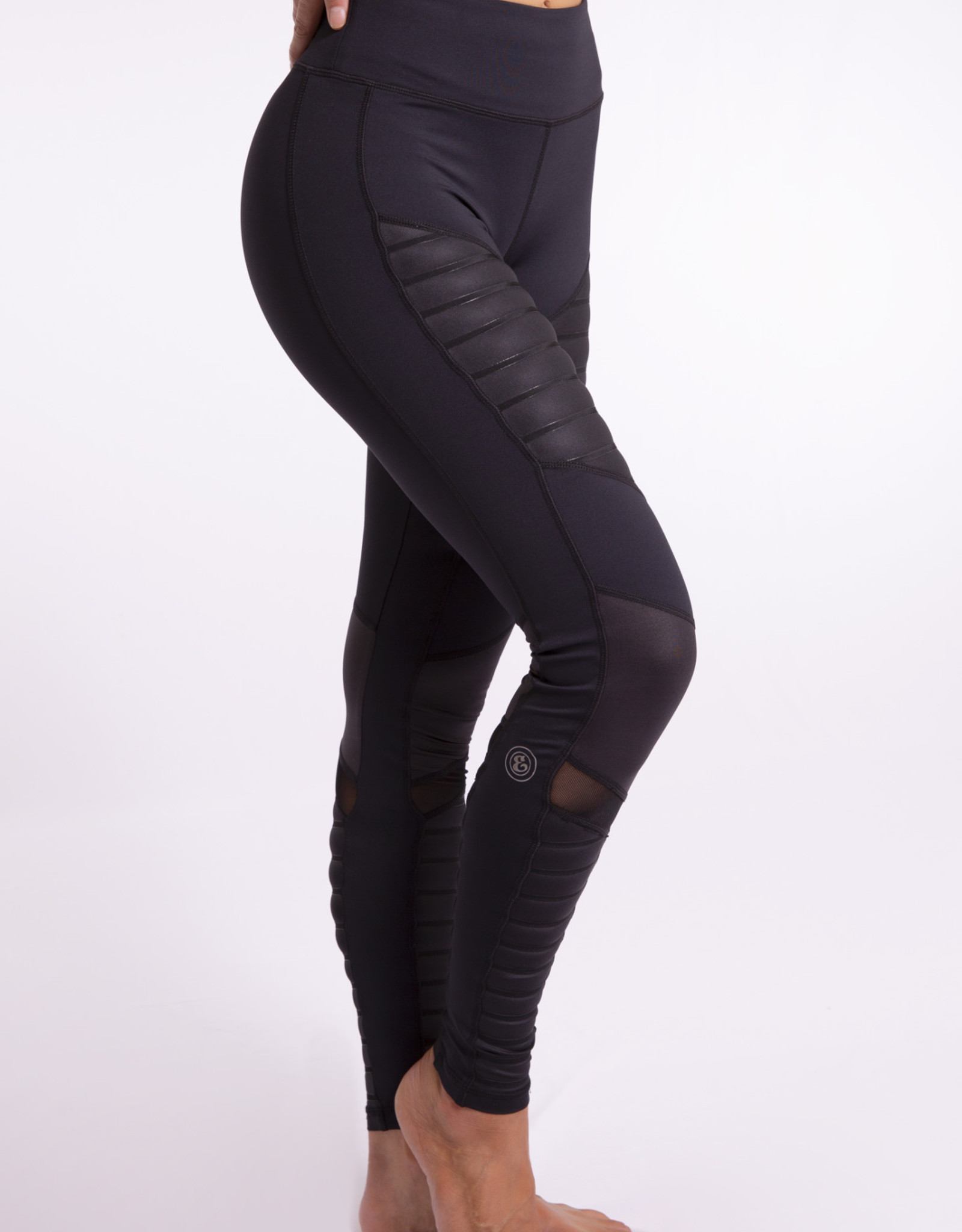 OKANAGAN ATHLETE NIGHT PANT (S) BLK