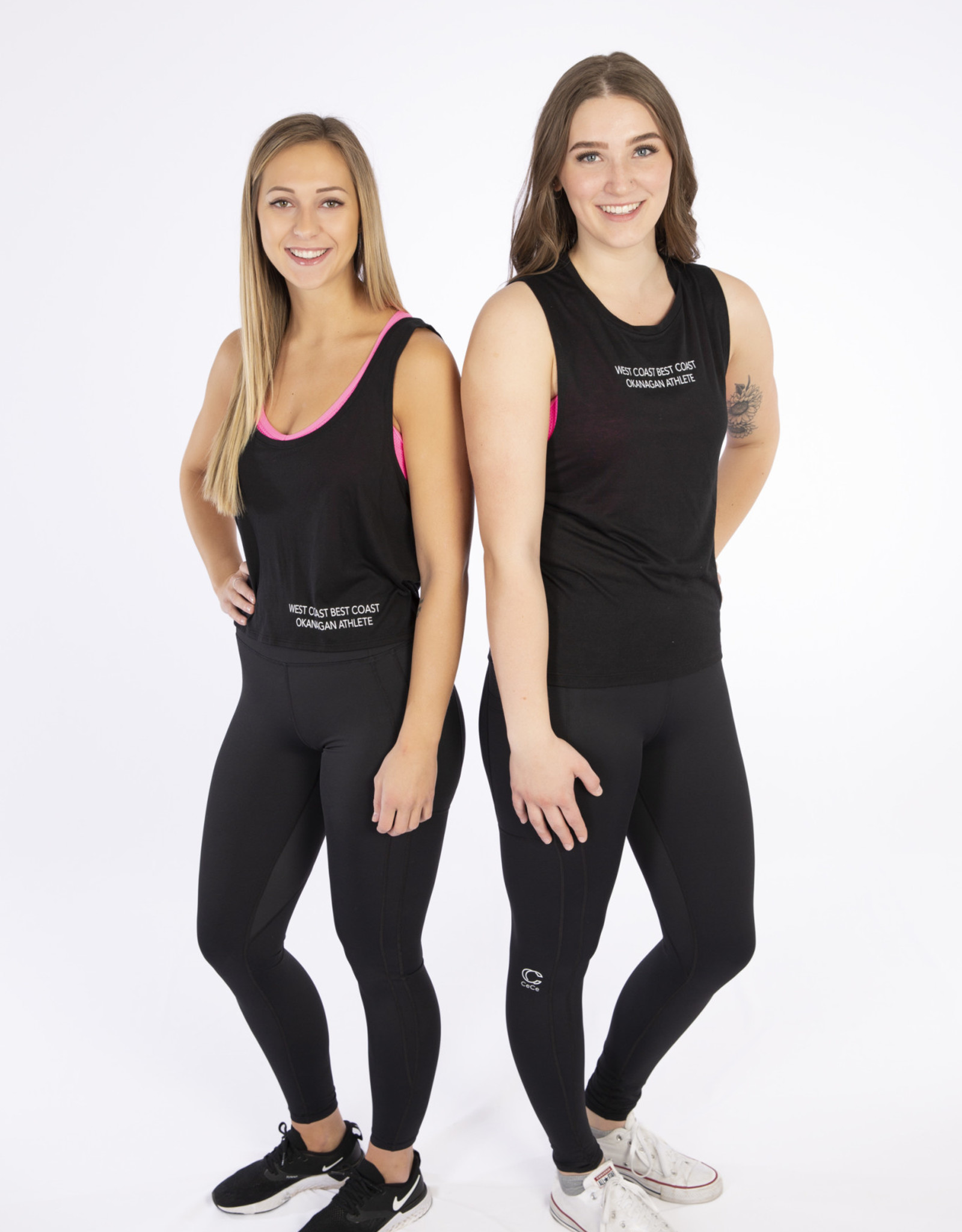 OKANAGAN ATHLETE OA TANKS CROP