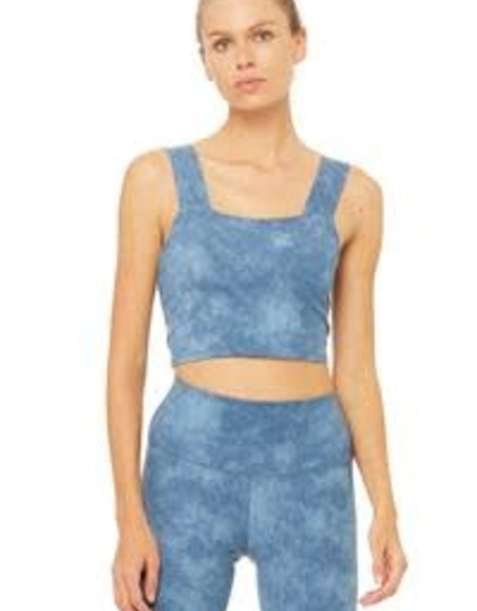 ALO BIND FITTED TANK (XS) ACID WASH