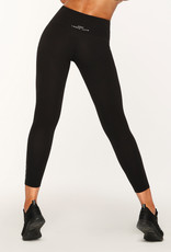 LORNA JANE BLACK ESSENTIAL CORE F/L TIGHT (L)