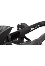 "Kuat Kuat Transfer Hitch Bike Rack - 3-Bike, 1-1/4"", 2"" Receiver, Black"