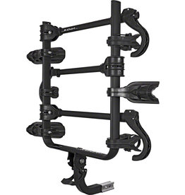 "Kuat Kuat Transfer Hitch Bike Rack - 3-Bike, 1-1/4"", 2"" Receiver, Black"