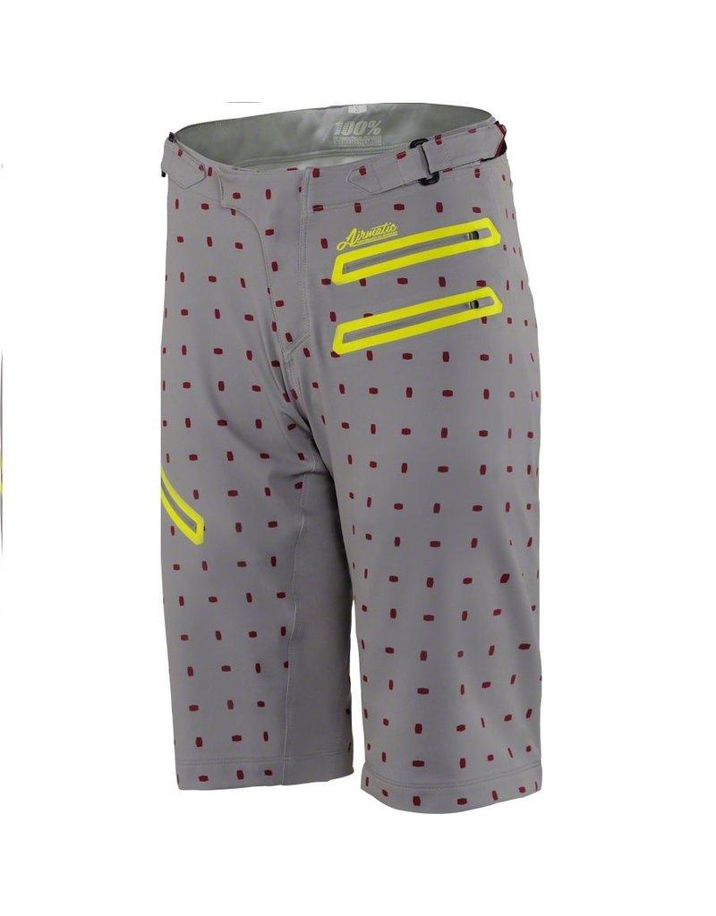 100% 100% Women's Airmatic SKYLAR Short w/ Padded Liner