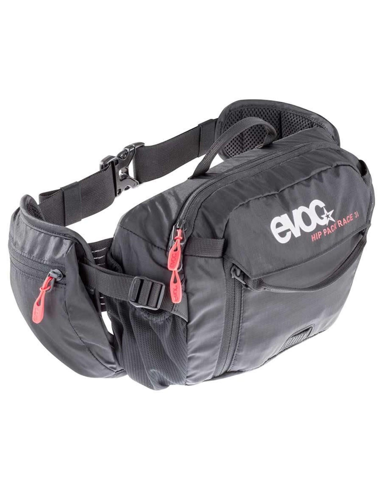 EVOC EVOC Hip Pack Race, Volume: 3L, Bladder: 1.5L, Black