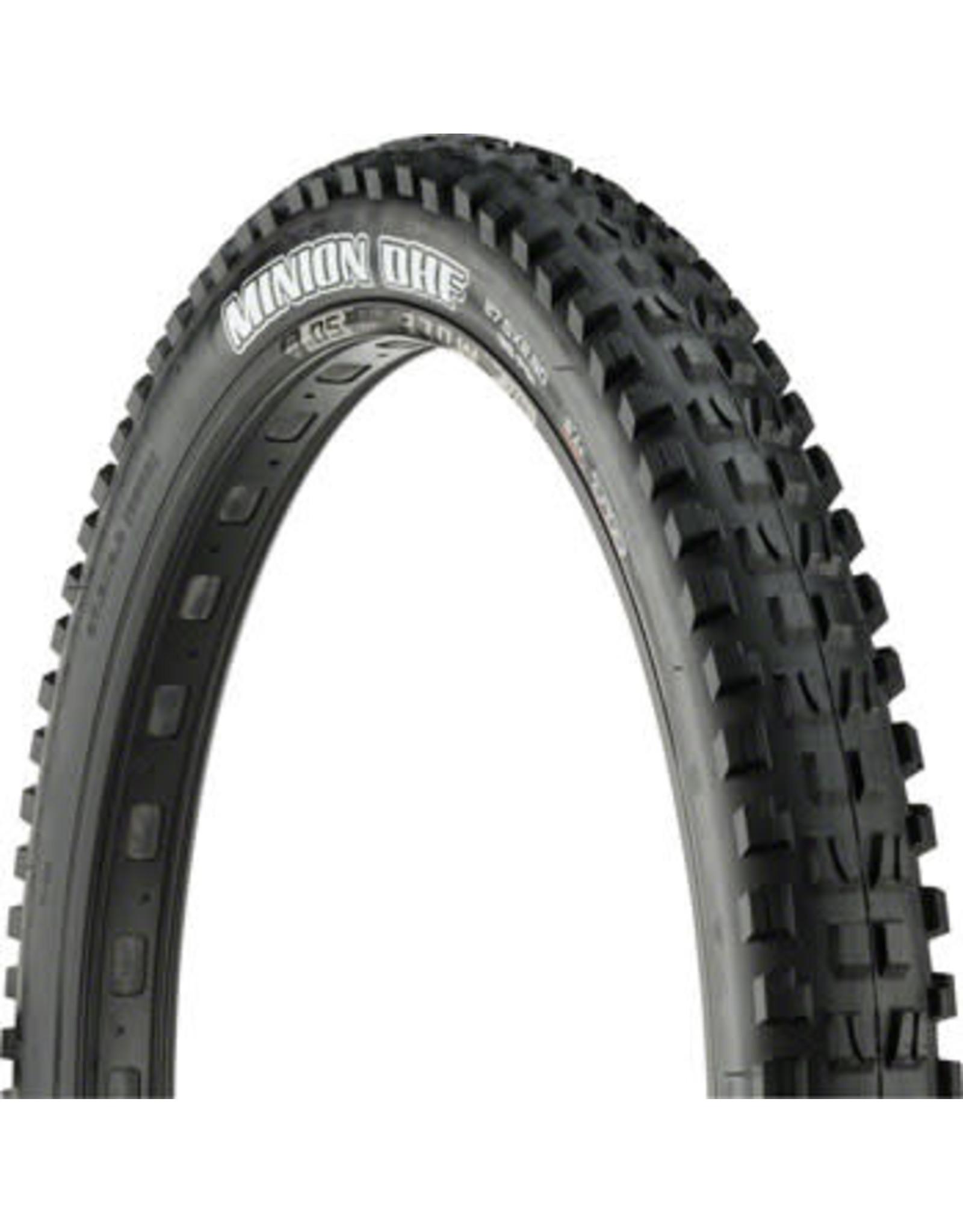Maxxis Maxxis Minion DHF Tire - 27.5 x 2.8, Tubeless, Folding, Black, Dual, EXO