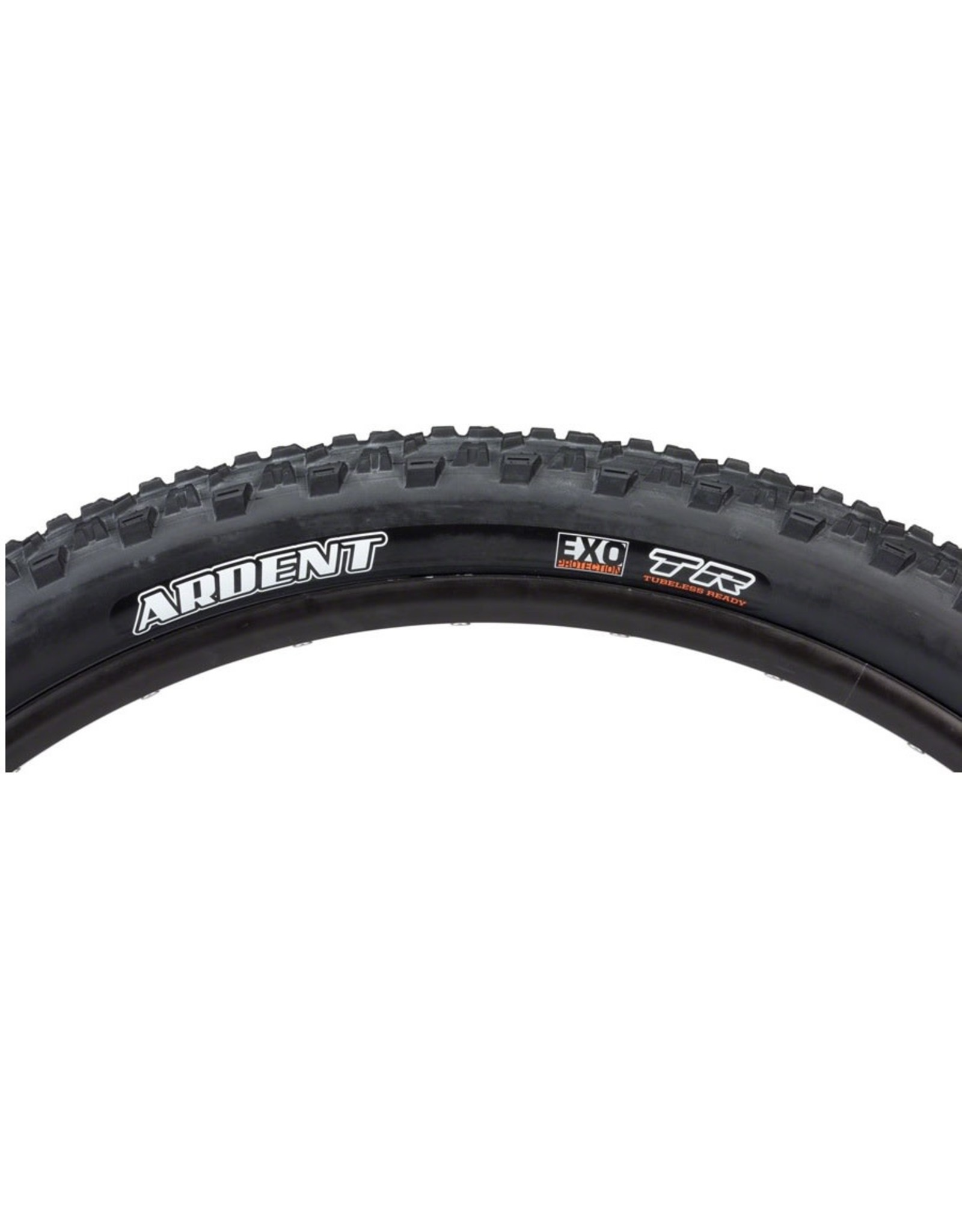 Maxxis Maxxis Ardent Tire - 27.5 x 2.4, Folding, Tubeless, Black, Dual, EXO