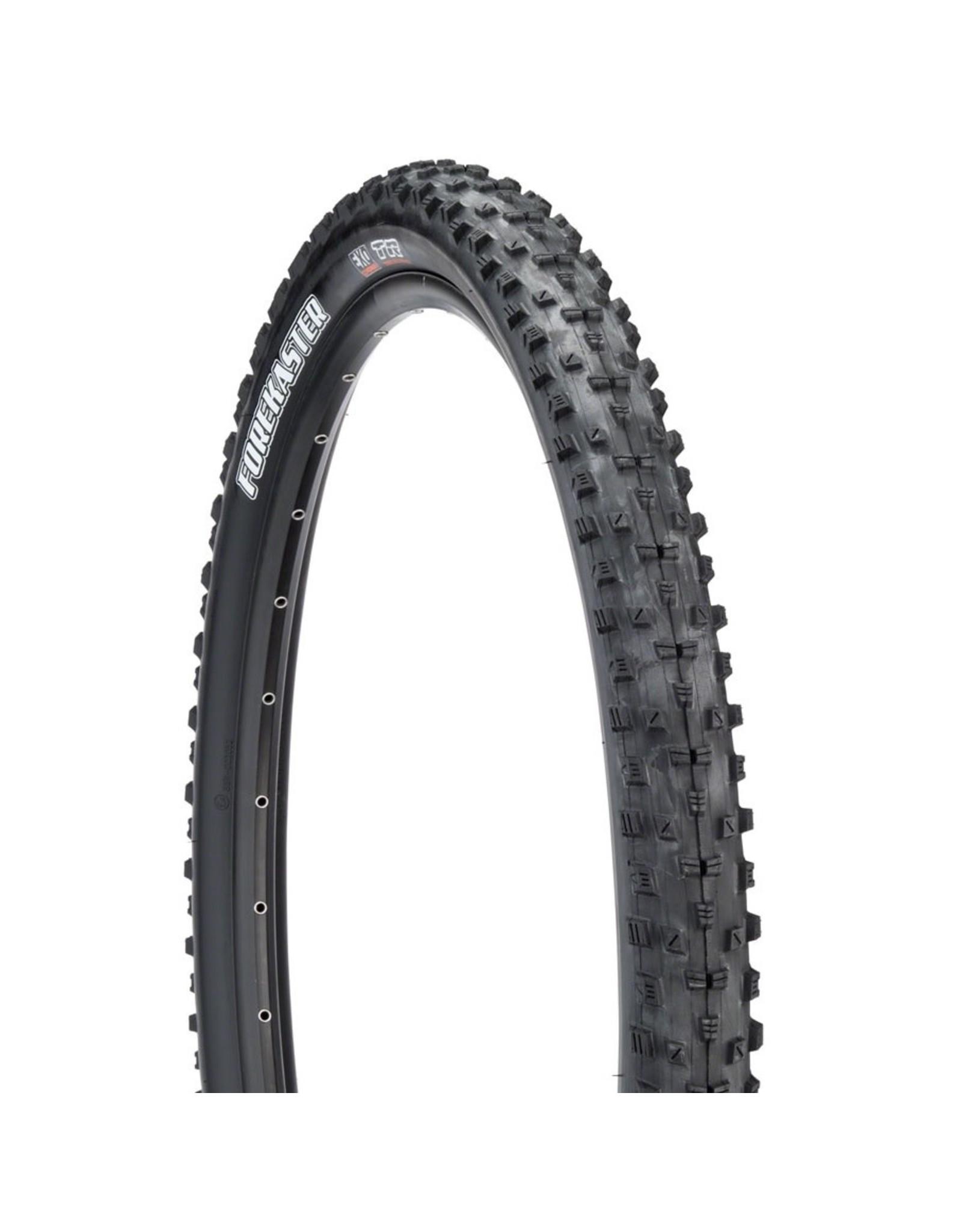Maxxis Maxxis Forekaster Tire - 27.5 x 2.35, Tubeless, Folding, Black, Dual, EXO