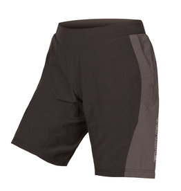 Endura Women's Endura Pulse Short w/ Padded Liner Black