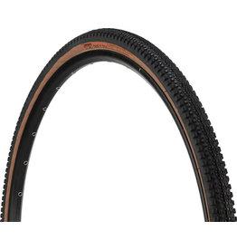WTB WTB Riddler 700c Tire - 700 x 37, TCS Tubeless, Folding, Black/Tan, Light, Fast Rolling