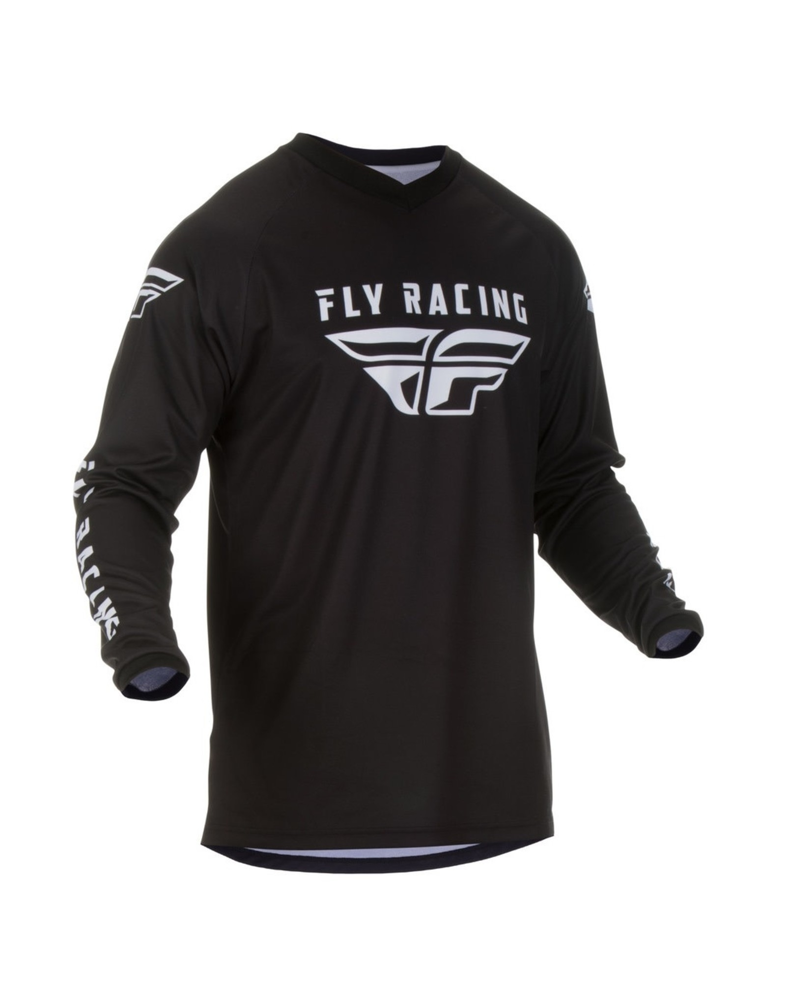 FLY RACING Fly Racing Universal Jersey Black