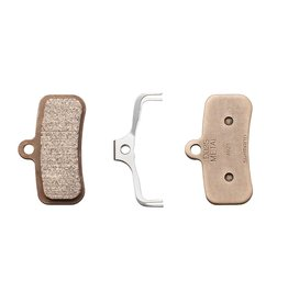 Shimano Shimano D02S Metal Disc Brake Pads and Spring for Saint BR-M810, Zee BR- M640 Calipers
