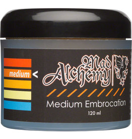 Mad Alchemy Mad Alchemy Cold Weather - Medium Embrocation 4 fl. Oz.