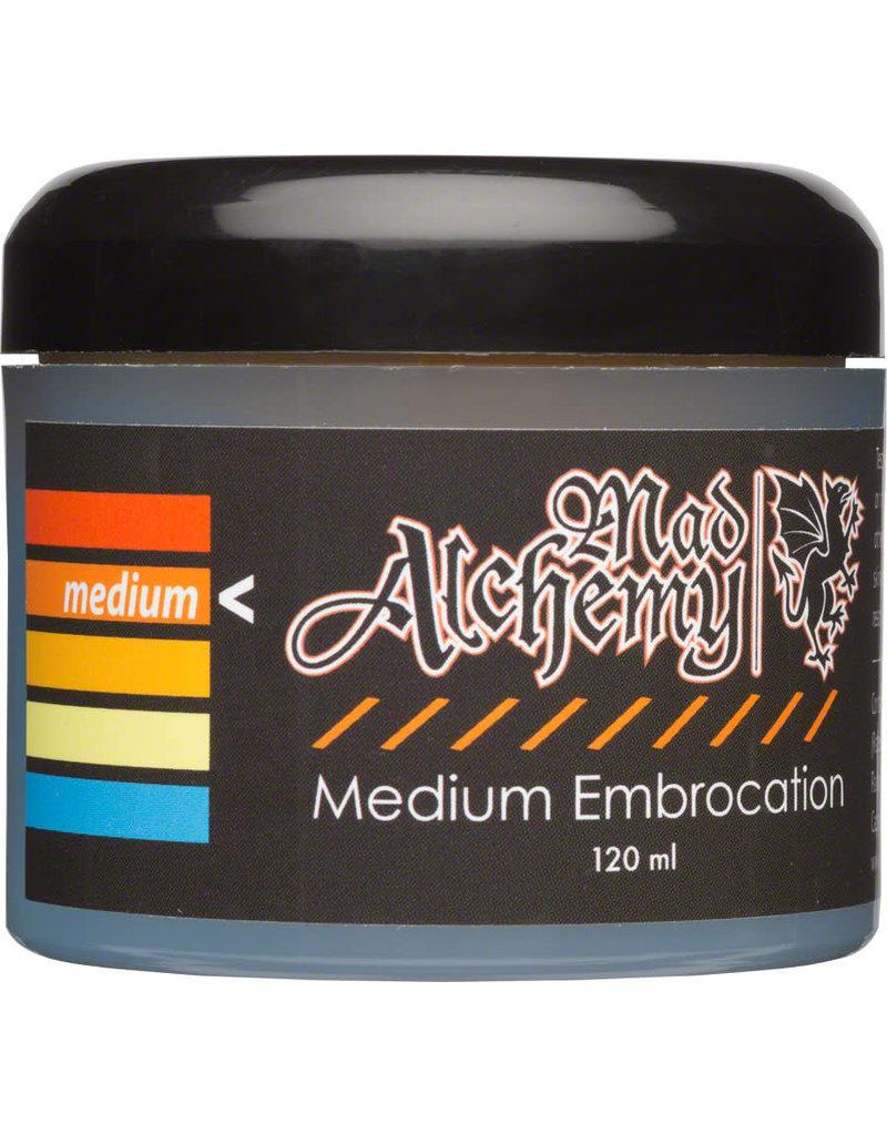 Mad Alchemy Mad Alchemy Cold Weather - Medium Embrocation 4 fl. Oz.