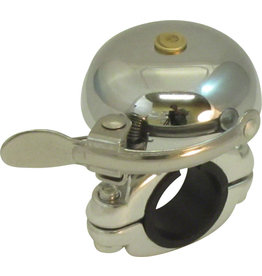 Incredibell Incredibell Crown Bell: Chrome