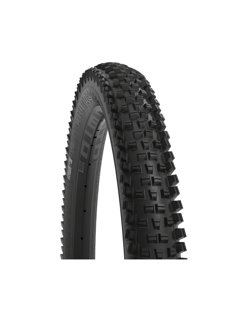 WTB WTB Trail Boss Tire - 27.5 x 2.4, TCS Tubeless, Folding, Black, Light, Fast Rolling, TriTec, Slash Guard