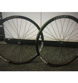 USED: Whisky 9 40w Carbon Wheelset - 29er Wheelset 110x15, 148x12, Centerlock Hubs