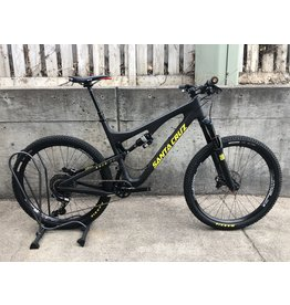 Santa Cruz USED: 2017 Santa Cruz 5010 CC X01 Eagle Size XL