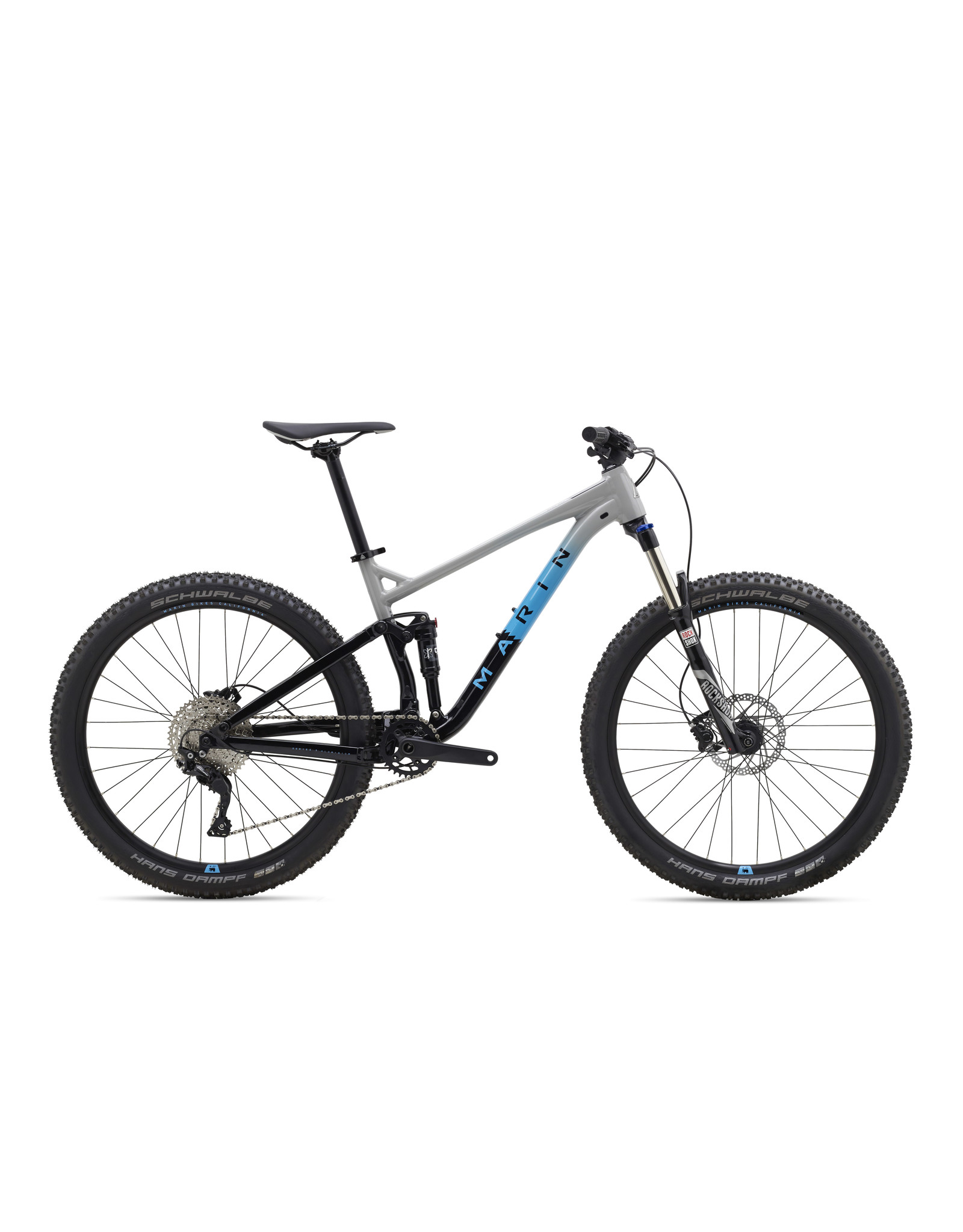 Marin Bikes 2020 Marin Hawk Hill 1 Blue