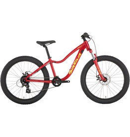 Salsa Salsa Timberjack 24 Sus Bike Red