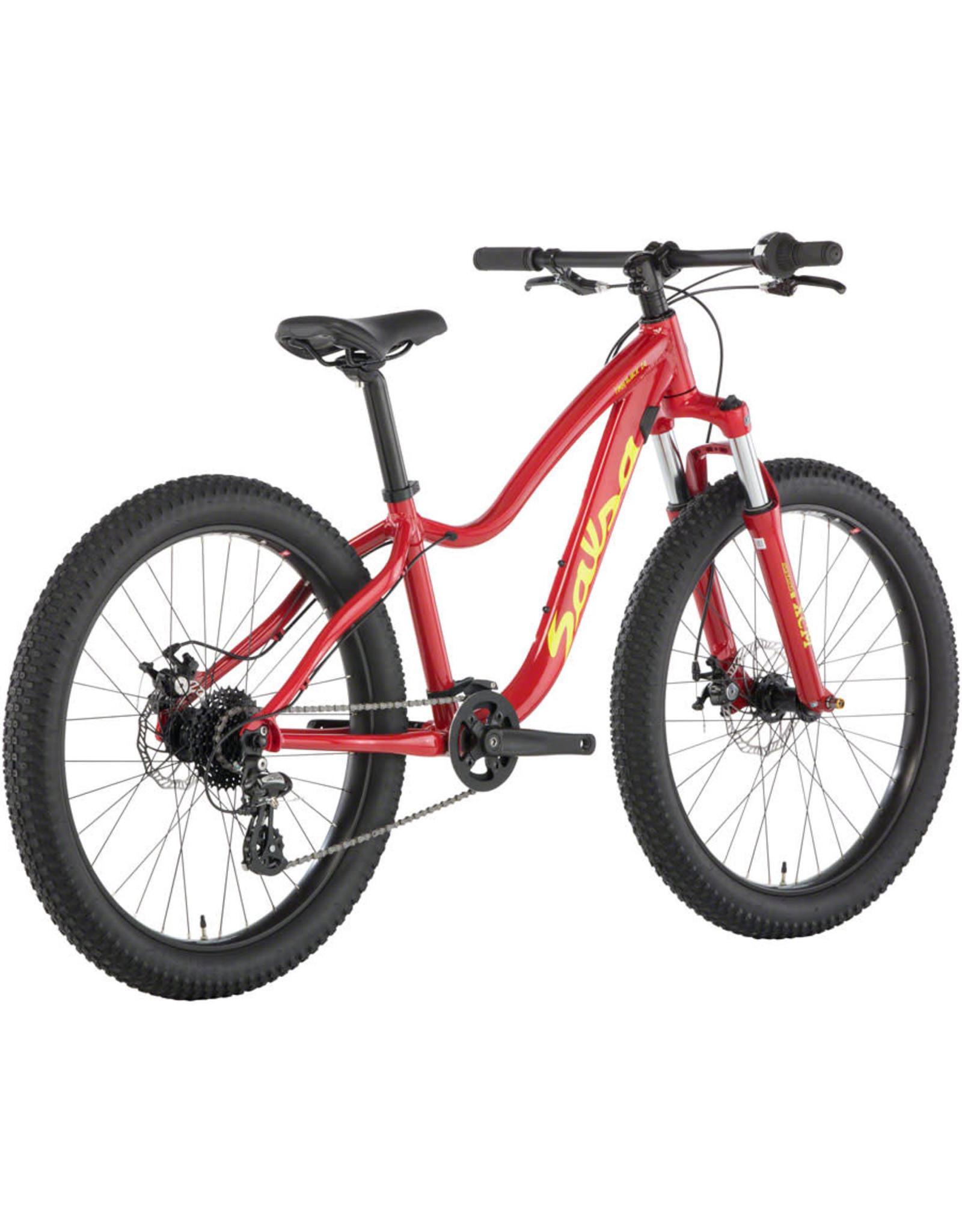 Salsa Salsa Timberjack 24 Sus Bike Red