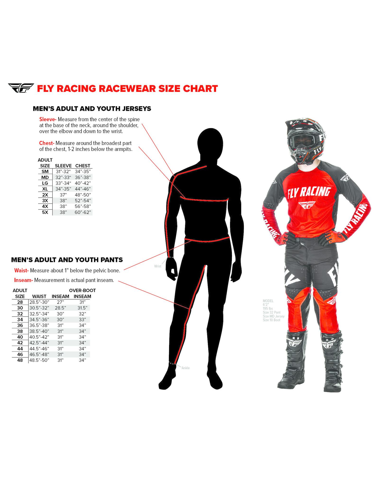 FLY RACING 2021 Fly Racing Kinetic Bicycle Pants Grey