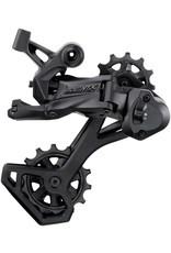 microSHIFT microSHIFT ADVENT X Rear Derailleur - 10-Speed, Medium Cage, Black, With Clutch