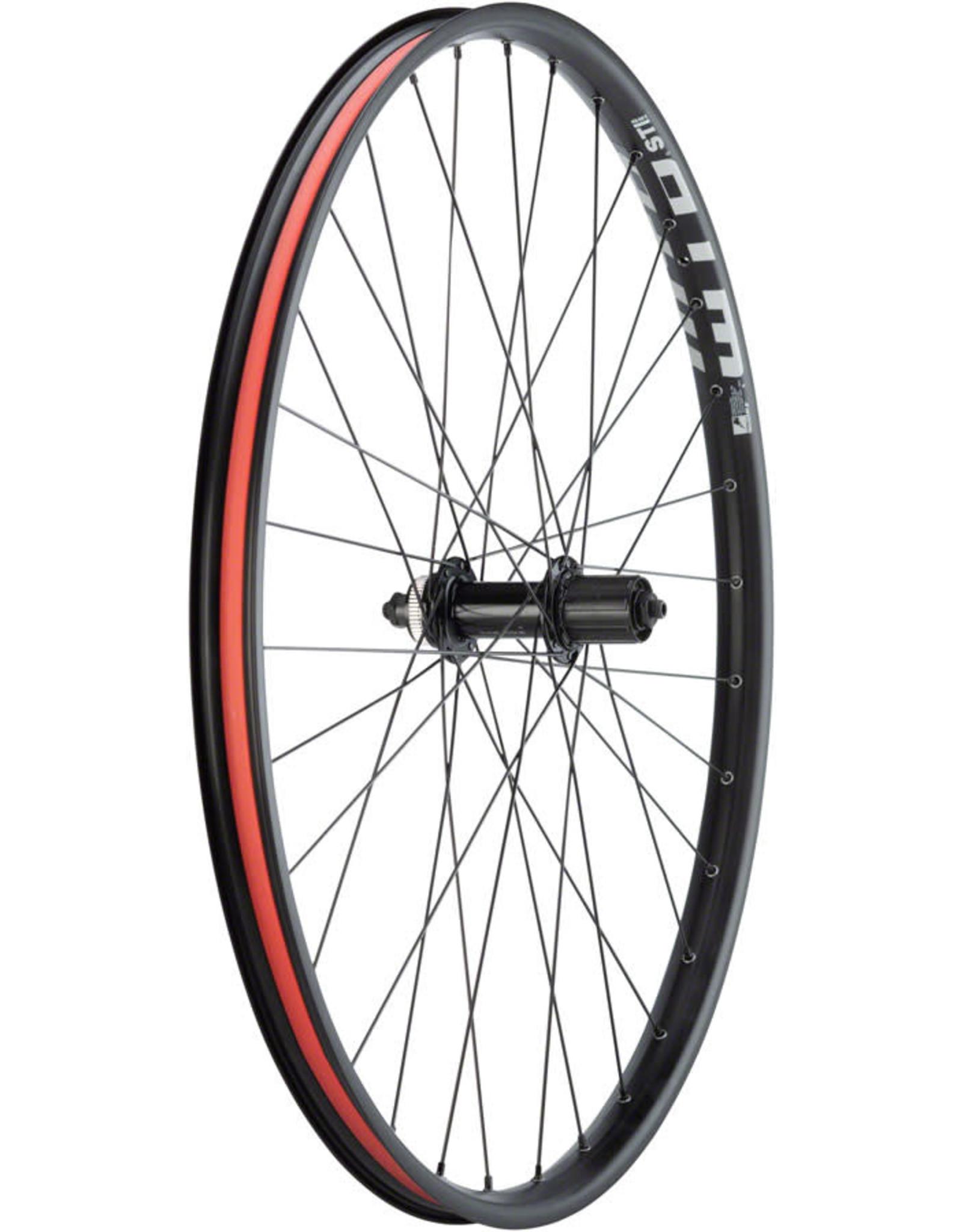 "Quality Wheels Quality Wheels WTB ST Light i29 Rear Wheel - 27.5"", QR x 141mm, Center-Lock, HG 10, Black"