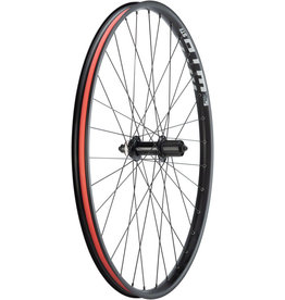 "Quality Wheels Quality Wheels WTB ST Light i29 Rear Wheel - 27.5"", QR x 141mm, Center-Lock, HG 10, Black"