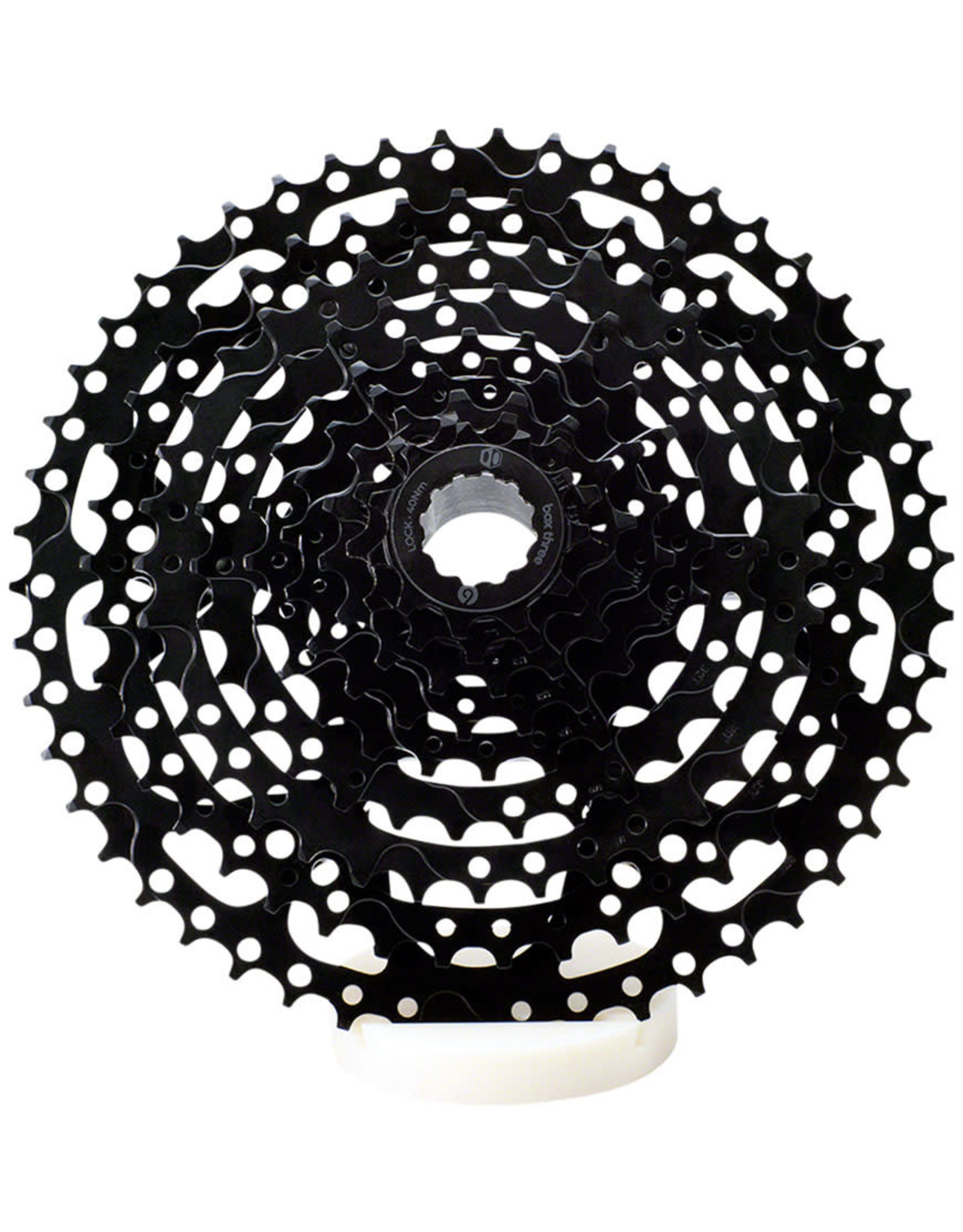 BOX BOX Three Prime 9 Cassette - 9-Speed, 11-46t, Black