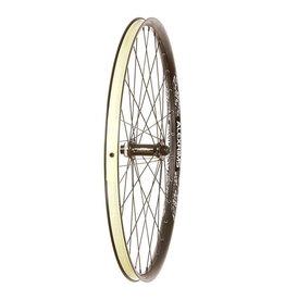 Wheel Shop Alex MD27/ Shimano M6010 27.5'', 15mm TA, 110mm Boost, Center Lock, Wheel, Front,